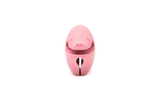 218JRMQLHlL - Fox Run 6282 Chicken Pot Clip/Spoon Holder, 1 x 1.75 x 2.5 inches, Yellow