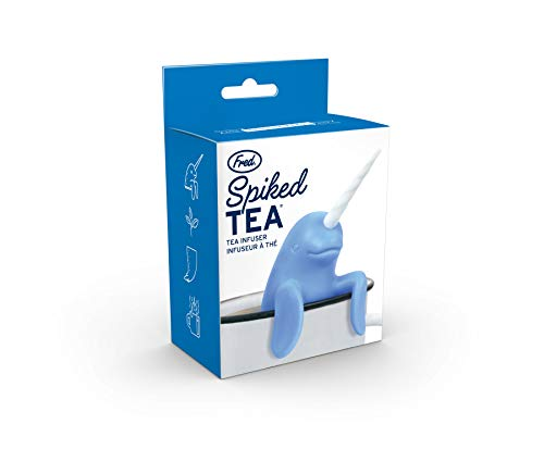 31N3PItD5YL - Fred SPIKED TEA Narwhal Tea Infuser