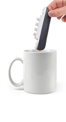 31UjKeTPZwL - Fred SPIKED TEA Narwhal Tea Infuser