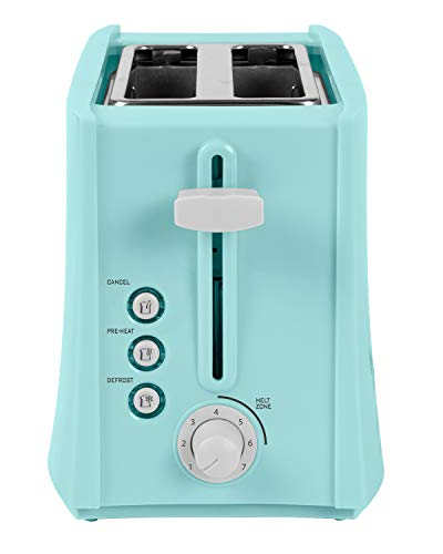 31hzeQTCkqL - Nostalgia TCS2 Grilled Cheese Toaster with Easy-Clean Toaster Baskets and Adjustable Toasting Dial