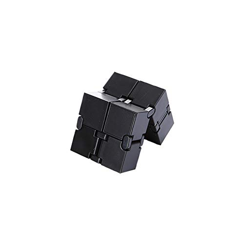 31nmgtA8OIL - Infinity Cube Fidget Toy, Sensory Tool EDC Fidgeting Game for Kids and Adults, Cool Mini Gadget Best for Stress and Anxiety Relief and Kill Time, Unique Idea that is Light on the Fingers and Hands