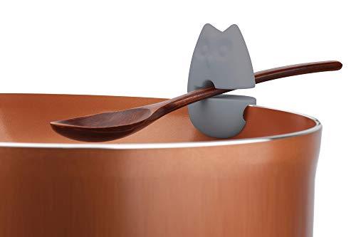 31xuVmTZEBL - Fox Run 6282 Chicken Pot Clip/Spoon Holder, 1 x 1.75 x 2.5 inches, Yellow