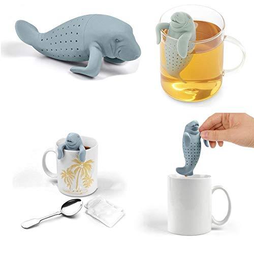 412dXJeqUSL - Fred SPIKED TEA Narwhal Tea Infuser