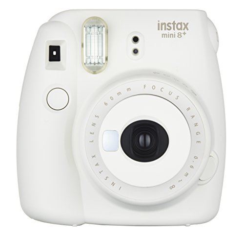 415xB2LA1eL - Fujifilm Instax Mini 8+ (Mint) Instant Film Camera + Self Shot Mirror for Selfie Use - International Version (No Warranty)