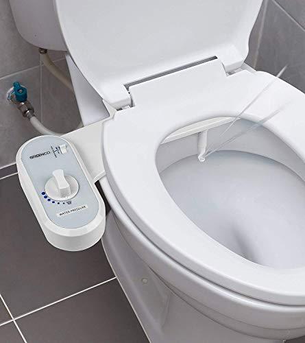41Avm7BuK L - Greenco Bidet Fresh Water Spray Non-Electric Mechanical Bidet Toilet Seat Attachment