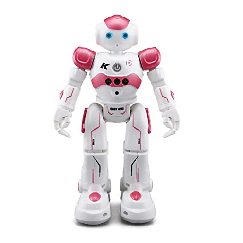 41FAk7OwVhL - Corgy Kids Gesture Control Smart Robot Toys with Remote Control Gift Robotics