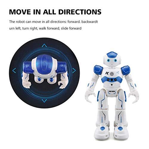 41KLE4ad pL - Corgy Kids Gesture Control Smart Robot Toys with Remote Control Gift Robotics