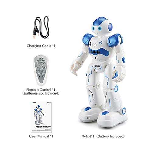 41NjbYyU2hL - Corgy Kids Gesture Control Smart Robot Toys with Remote Control Gift Robotics