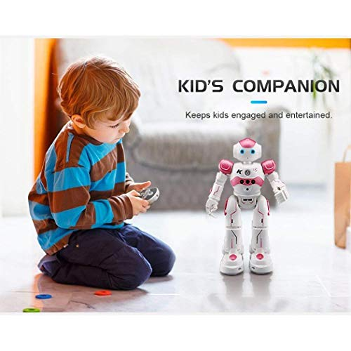 41UbM9RvLKL - Corgy Kids Gesture Control Smart Robot Toys with Remote Control Gift Robotics