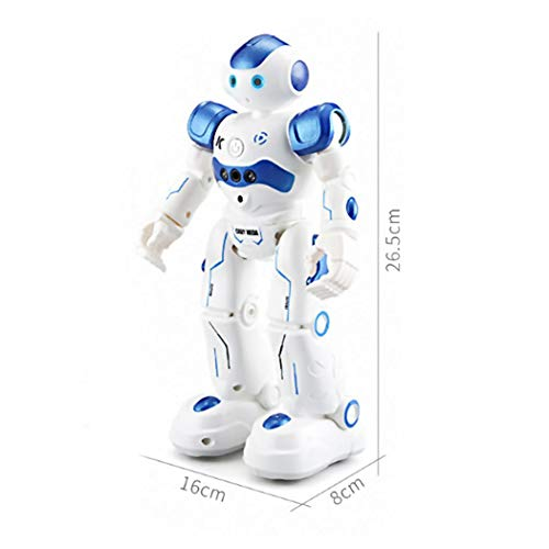 41Xl81pX3jL - Corgy Kids Gesture Control Smart Robot Toys with Remote Control Gift Robotics