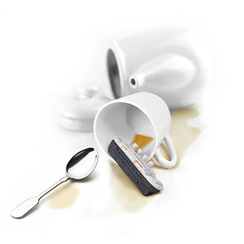 41fh1hrgJQL - Fred SPIKED TEA Narwhal Tea Infuser