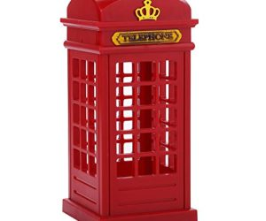 41gCPGK3J5L 300x250 - Vintage London Telephone Booth Designed USB Charging LED Night Lamp Touch Sensor Table Desk Light for Bedroom Students Dormitory Illumination Home Bar Decoration Novelty Birthday Adjustable Brightness