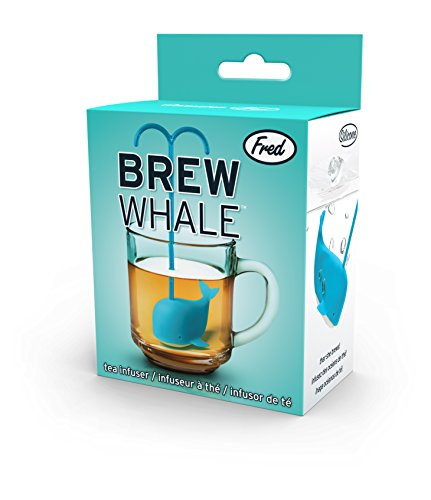 41iEWCaUt2BL - Fred SPIKED TEA Narwhal Tea Infuser