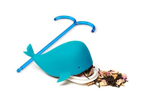 41kIrMorwxL - Fred SPIKED TEA Narwhal Tea Infuser