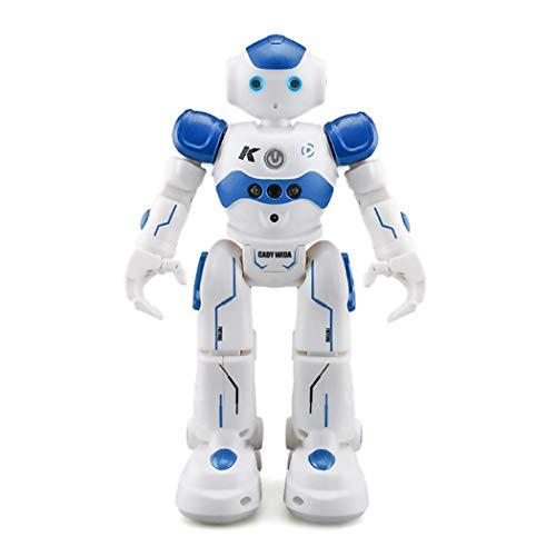 41sLjaImz0L - Corgy Kids Gesture Control Smart Robot Toys with Remote Control Gift Robotics