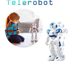 41sVBsvGNvL 300x250 - Corgy Kids Gesture Control Smart Robot Toys with Remote Control Gift Robotics