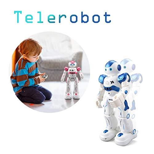 41sVBsvGNvL - Corgy Kids Gesture Control Smart Robot Toys with Remote Control Gift Robotics