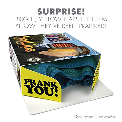 """514AXT39uaL - Prank Pack """"Hot Lips"""" - Wrap Your Real Gift in a Prank Funny Gag Joke Gift Box - by Prank-O - The Original Prank Gift Box 