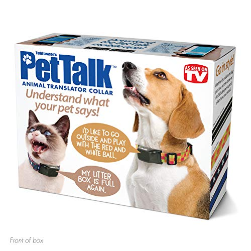"""516u1ejH9nL - Prank Pack """"Pet Talk"""" - Wrap Your Real Gift in a Prank Funny Gag Joke Gift Box - by Prank-O - The Original Prank Gift Box 