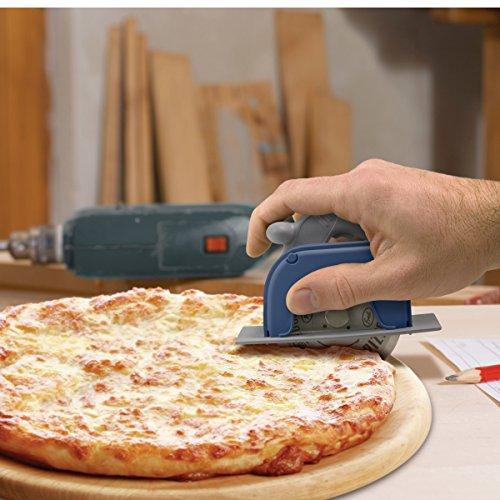51HypoRbtuL - Fred PIZZA BOSS 3000 Circular Saw Pizza Wheel