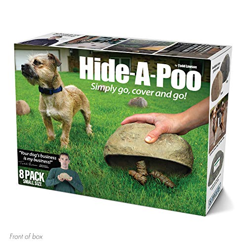 """51MFIB2B0BML - Prank Pack """"Hide-A-Poo"""" - Wrap Your Real Gift in a Prank Funny Gag Joke Gift Box - by Prank-O - The Original Prank Gift Box   Awesome Novelty Gift Box for Any Adult or Kid!"""