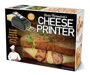 """51MlQdhDoOL 300x250 - Prank Pack """"Cheese Printer"""" - Wrap Your Real Gift in a Prank Funny Gag Joke Gift Box - by Prank-O - The Original Prank Gift Box 