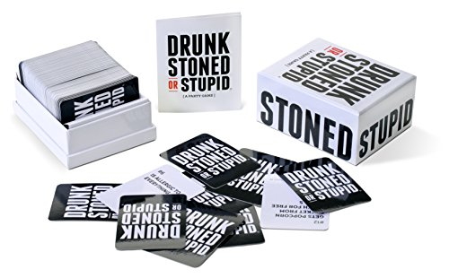 51QB1f8RQCL - Drunk Stoned or Stupid [A Party Game]