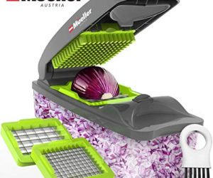 51St2ce 7OL 300x250 - Mueller Onion Chopper Pro Vegetable Chopper - Strongest - NO MORE TEARS 30% Heavier Duty Multi Vegetable-Fruit-Cheese-Onion Chopper-Dicer-Kitchen Cutter