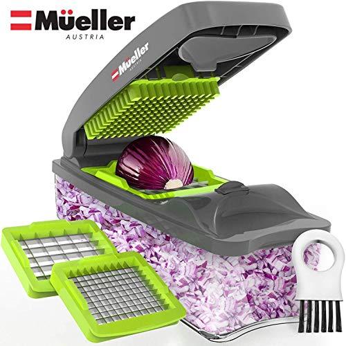 51St2ce 7OL - Mueller Onion Chopper Pro Vegetable Chopper - Strongest - NO MORE TEARS 30% Heavier Duty Multi Vegetable-Fruit-Cheese-Onion Chopper-Dicer-Kitchen Cutter