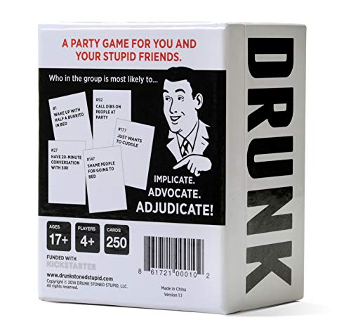 51U4UhrGQZL - Drunk Stoned or Stupid [A Party Game]