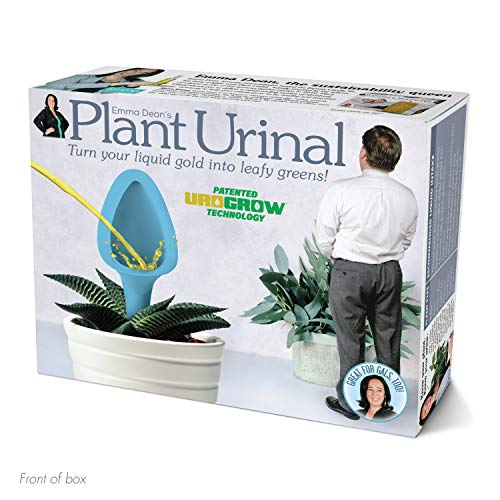 """51UmQYF oPL - Prank Pack """"Plant Urinal"""" - Wrap Your Real Gift in a Prank Funny Gag Joke Gift Box - by Prank-O - The Original Prank Gift Box   Awesome Novelty Gift Box for Any Adult or Kid!"""