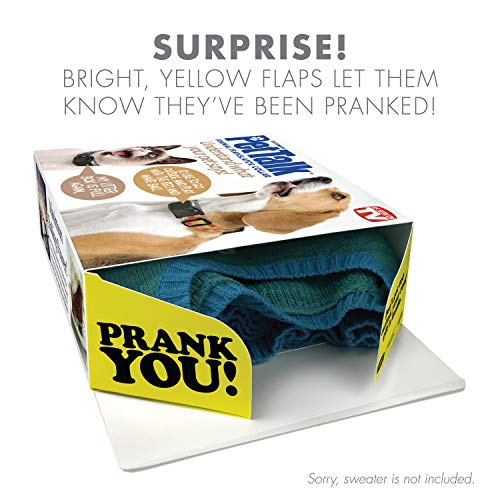 """51amox5cOhL - Prank Pack """"Pet Talk"""" - Wrap Your Real Gift in a Prank Funny Gag Joke Gift Box - by Prank-O - The Original Prank Gift Box 