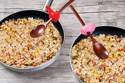 51dwQTHmUgL - Fox Run 6282 Chicken Pot Clip/Spoon Holder, 1 x 1.75 x 2.5 inches, Yellow