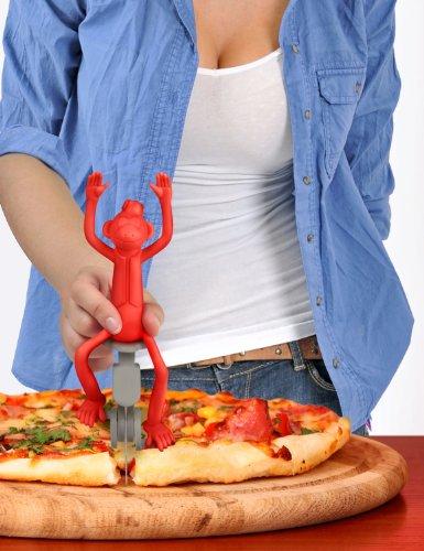 51p7Gr3zKpL - Fred PIZZA BOSS 3000 Circular Saw Pizza Wheel