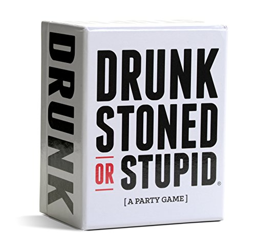 51pGwNRbDSL - Drunk Stoned or Stupid [A Party Game]