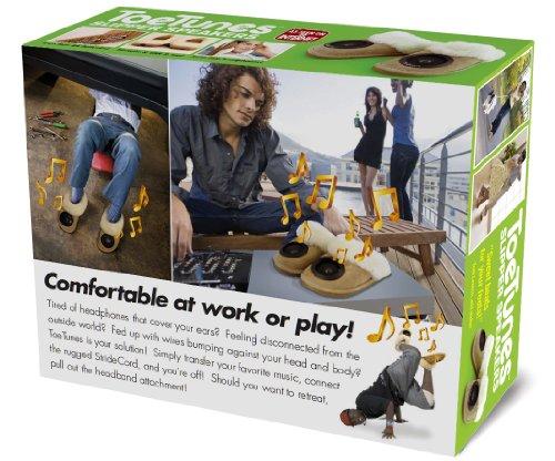 "51v25XCYiQL - Prank Pack ""Toe Tunes - Standard Size Prank Gift Box"