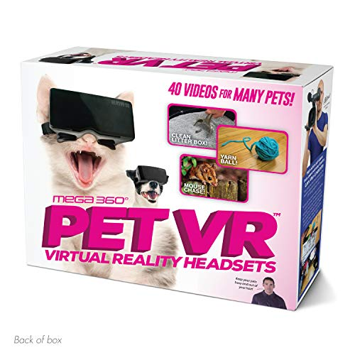 """51vsmCFvhML - Prank Pack """"Pet VR"""" - Wrap Your Real Gift in a Prank Funny Gag Joke Gift Box - by Prank-O - The Original Prank Gift Box 