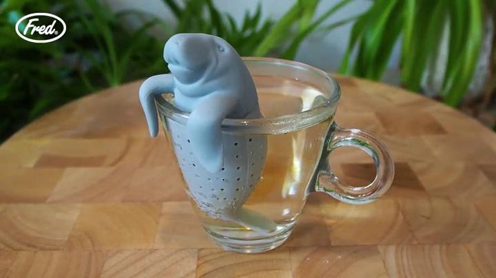 61HEdHU7XjL - Fred SPIKED TEA Narwhal Tea Infuser